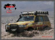 TOYOTA LAND CRUISER by RXV